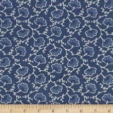 Clothworks - Blueberry Buckle by Marsha Mc Closkey
