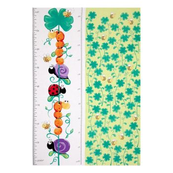 EQS - Leif all over - Caterpiller height chart panel by World of SuzyBee