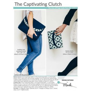 Mrs H - The Captivating Clutch bag