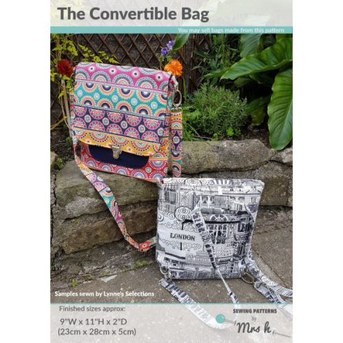 Mrs H - The Convertible bag