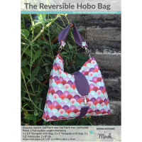 Mrs H - The Reversible Hobo bag