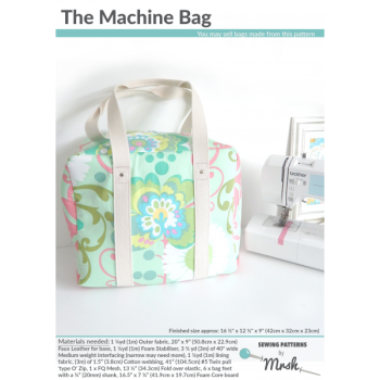 Mrs H - The Machine bag