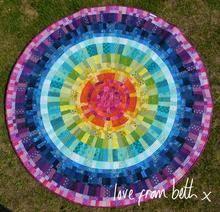 Beth Studley - Cassini Quilt Paper pattern