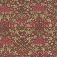 Moda - Best of Morris - Fall - Crimson