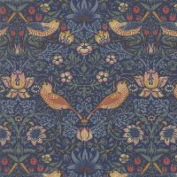 Moda - Best of Morris - Fall - Indigo