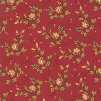 Moda - Glad Tidings by Jo Morton - Turkey Red