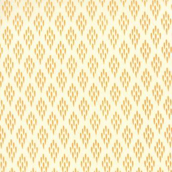 Moda -Valley - Ivory Mustard