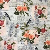Clothworks - Carte Postale by Skipping Stones Studio - REMNANT