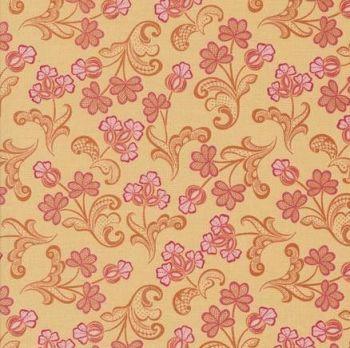 Blend fabrics - Modern Lace by Amanda Murphy - Topiary Pink