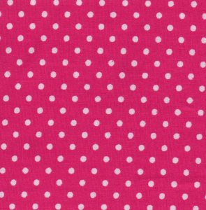 3mm Polka Dot - Cerise Pink