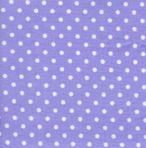3mm Polka Dot - Lilac