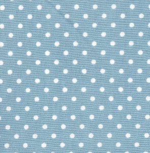 3mm Polka Dot - Pale Blue