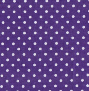 3mm Polka Dot - Purple