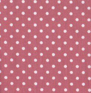 3mm Polka Dot - Rose Pink