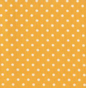 3mm Polka Dot - Yellow