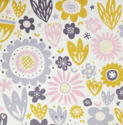Fabric Freedom - Petit Fleur - FF26-02