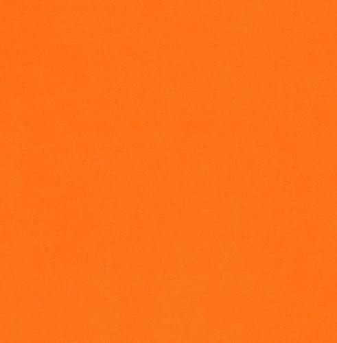 Kona Cotton Solids - Orange - 1265