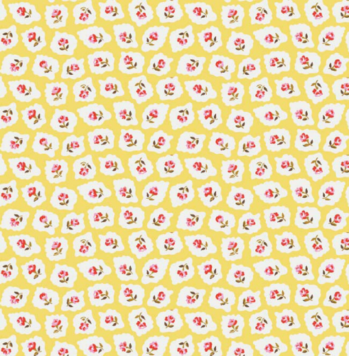 Elea Lutz - Milk, Sugar & Flower - Milk Drops - Yellow