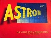 Astron Game | Vintage Board Games & Classic Toys | Vintage Playtime