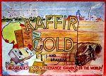 'Kaffir Gold And Uranium' Board Game