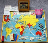 'Commonwealth Trader' Board Game