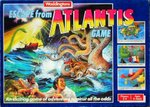 'Escape From Atlantis' Board Game