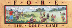'Fore: The Golf Game' Board Game