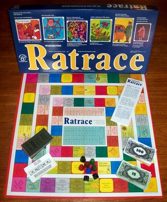 'Ratrace' Board Game