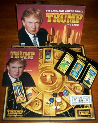 'Trump' Board Game
