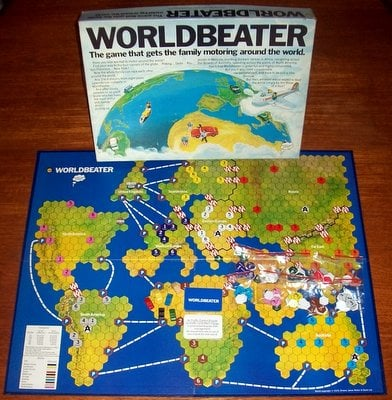'Worldbeater' Board Game
