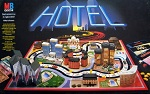 'Hotel' Board Game