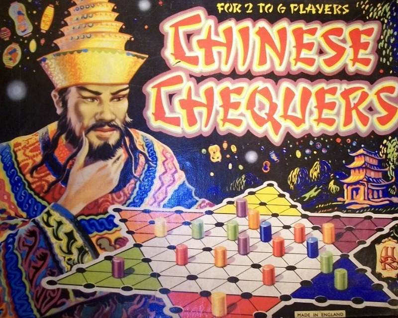 Chinese Chequers Game | Vintage Board Games & Classic Toys | Vintage Playtime