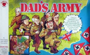 Dad's Army Board Game | Vintage Board Games & Classic Toys | Vintage Playtime