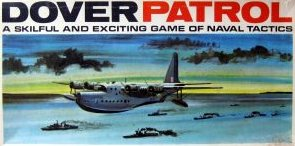 Dover Patrol Board Game | Vintage Board Games & Classic Toys | Vintage Playtime