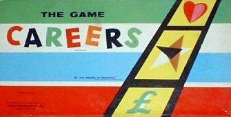 Careers Board Game | Vintage Board Games & Classic Toys | Vintage Playtime