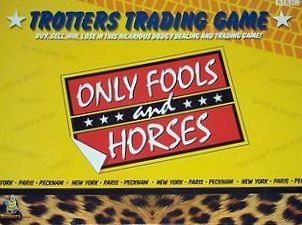 Only Fools And Horses: Trotter's Trading Game Board Game | Vintage Board Games & Classic Toys | Vintage Playtime