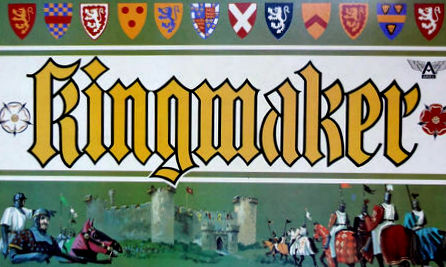 Kingmaker Board Game | Vintage Board Games & Classic Toys | Vintage Playtime