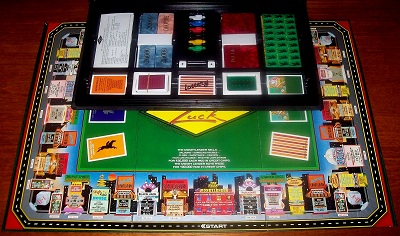 'Lady Luck' Board Game