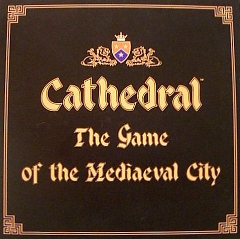 Cathedral Board Game | Vintage Board Games & Classic Toys | Vintage Playtime