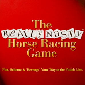 The Really Nasty Horse Racing Game Board Game | Vintage Board Games & Classic Toys | Vintage Playtime