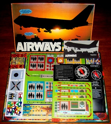 'Airways' Board Game