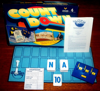 'Countdown' Game