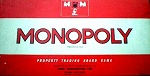 'Monopoly' Board Game: Rule Booklet