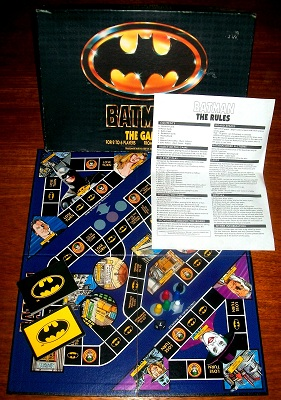 'Batman' Board Game