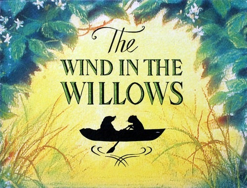 The Wind In The Willows Board Game | Vintage Board Games & Classic Toys | Vintage Playtime