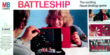 Battleship Game | Vintage Board Games & Classic Toys | Vintage Playtime