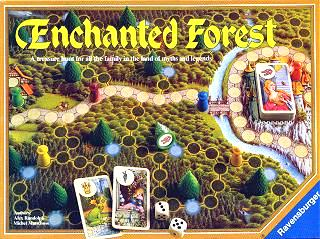 Enchanted Forest Board Game | Vintage Board Games & Classic Toys | Vintage Playtime