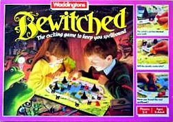 Bewitched Board Game | Vintage Board Games & Classic Toys | Vintage Playtime