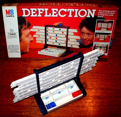 'Deflection' Game
