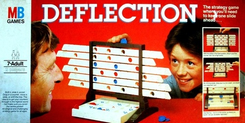 Deflection Game | Vintage Board Games & Classic Toys | Vintage Playtime
